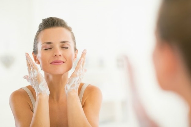 wellbeing and skin